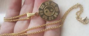 Lant +medalion INOX ( otel inoxidabil ) cod mihasem326