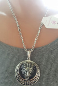 Lant +medalion INOX ( otel inoxidabil ) cod mihasem609