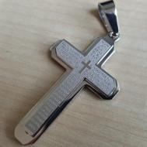 Medalion INOX ( otel inoxidabil ) cod mihasem285