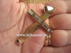 Medalion INOX  ( otel inoxidabil ) cod mihasem302