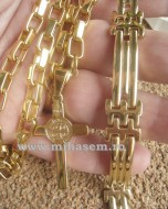 SET Lant +medalion +bratara  INOX  ( otel inoxidabil ) cod mihasem246