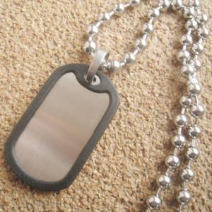Lant   +medalion INOX  ( otel inoxidabil ) cod mihasem581
