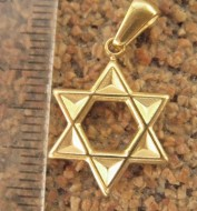 Medalion INOX  ( otel inoxidabil ) cod mihasem668