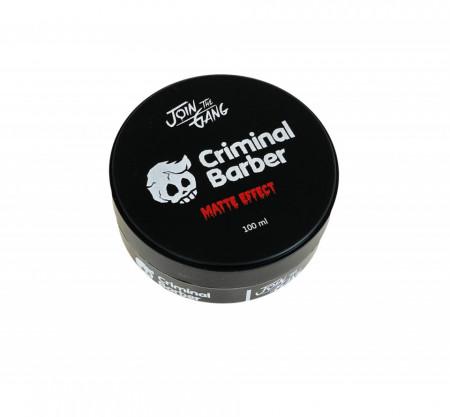 Criminal Barber Matte Effect 100 ml