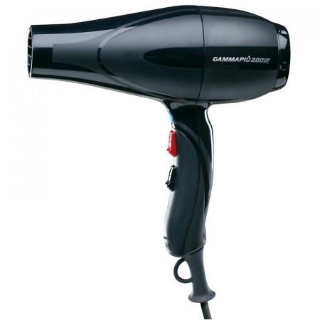 Gamma 2001R BLACK 2200W hairdyer