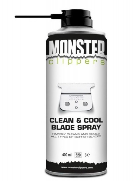 MONSTER clean & cool blade spray 400 ml