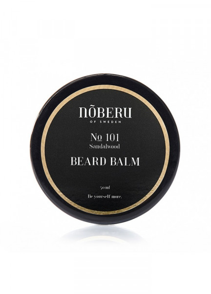 Noberu beard balm sandalwood 50 m