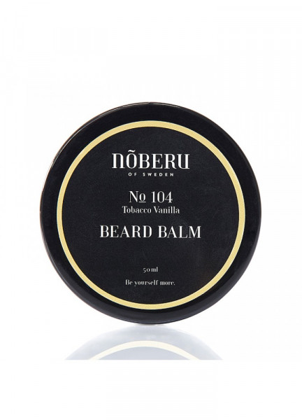 Noberu beard balm tobacco vanilla 50 ml