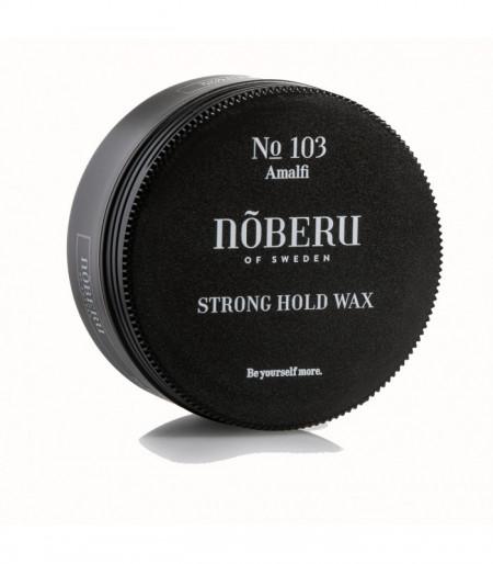 Noberu strong hold wax 80 ml