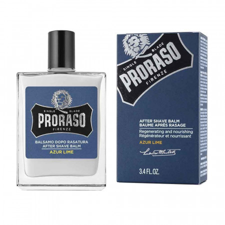 Proraso After Shave Balm - Azure Lime 100 ml