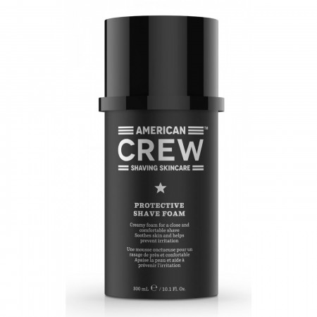 American CREW PROTECTIV SHAVE FOAM 300ml