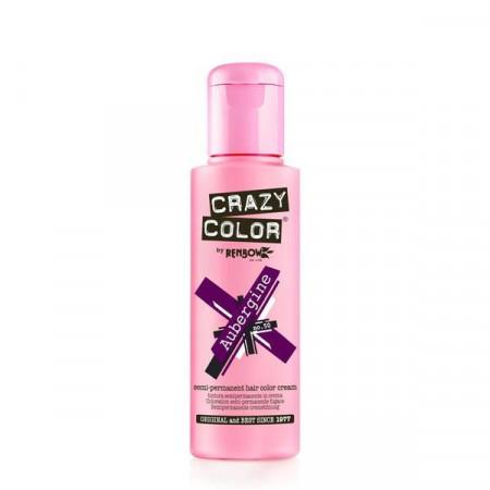 Crazy Color 50 aubergine 100 ml
