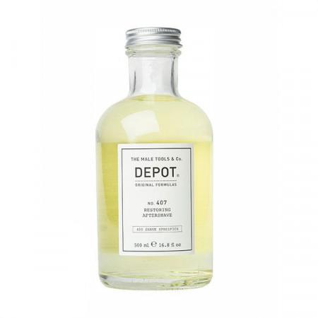 Depot restoring aftershave 500 ml