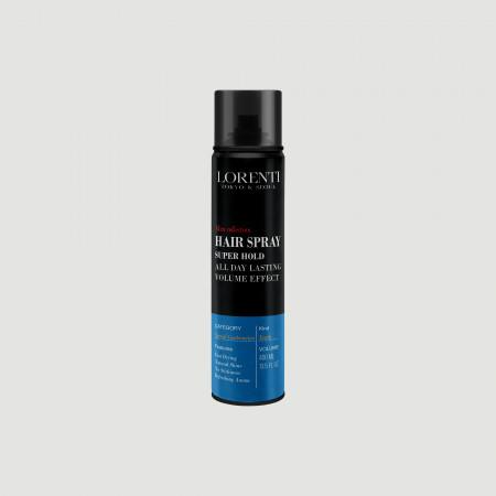 Lorenti hairspray Earth 400 ml - grad ridicat de fixare - fixativ