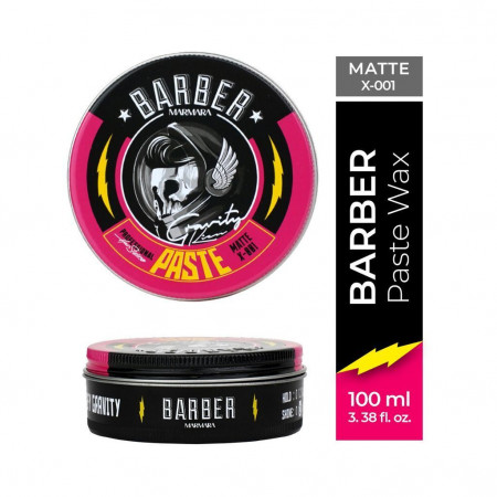 Marmara Barber hairstyling wax paste 100 ml