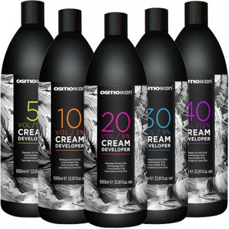 Osmo Ikon cream developer 5 VOL -1.5% 1000 ml