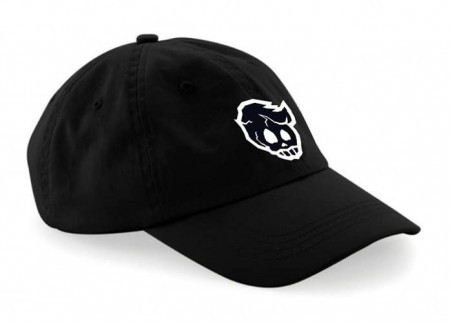 Criminal Barber CB3 black cap - sapca