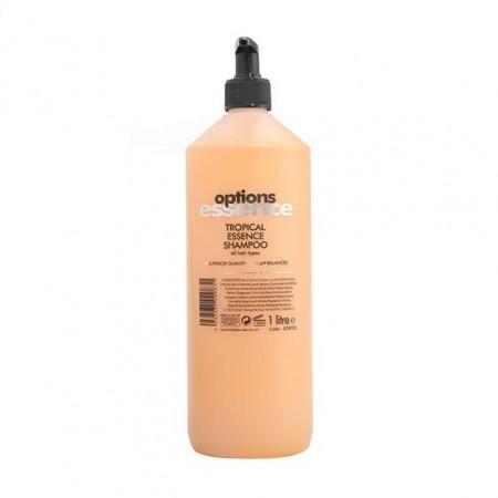 Options Tropical Essence Shampoo 1 Litre
