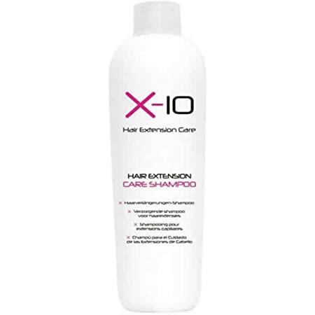 X10 hair extension care shampoo 250 ml