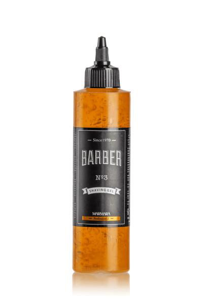 Marmara Barber Shaving Gel NO 3 250 ml