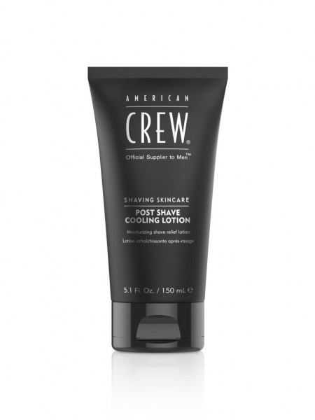 American CREW POST-SHAVE COOLING LOTION 150ml