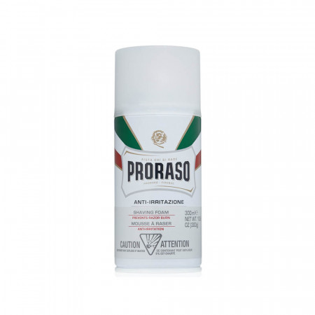Proraso Shaving Foam WHITE 300 ml