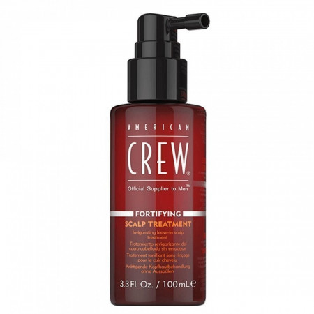American CREW FORTIFYNG SCALP TREATMENT 100ml