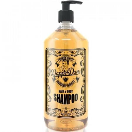Dapper Dan Hair and Body Shampoo 1L