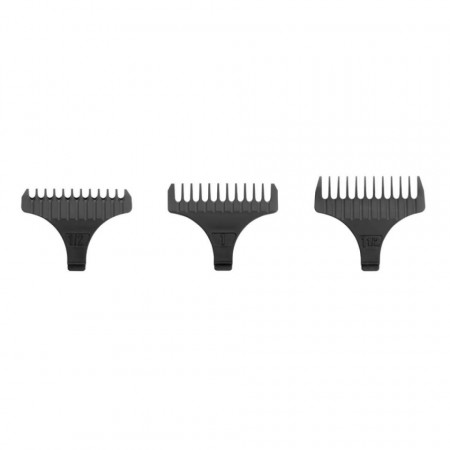 Gamma set of 3 guards for Gamma+ blade - Hitter trimmer