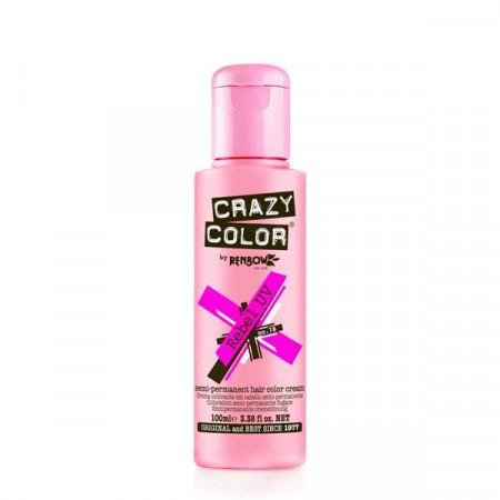 Crazy Color rebel neon pink 100 ml