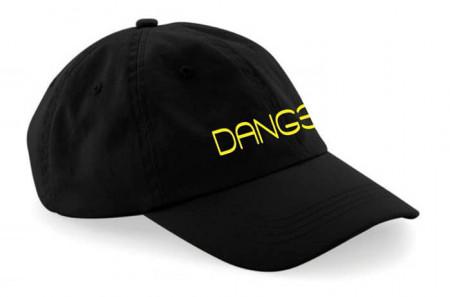 Danger DNG1 black cap - sapca