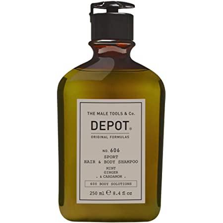 Depot sport hair & body shampoo 250 ml