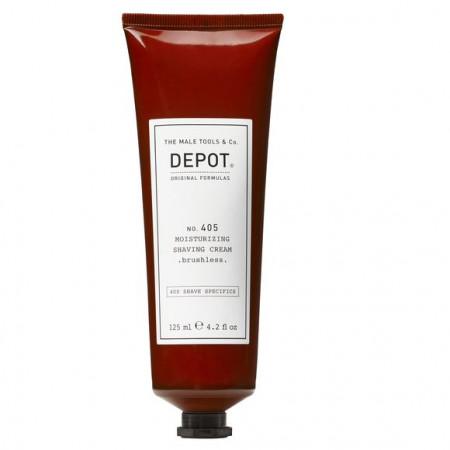 Depot moisturising shaving cream brushless 125 ml