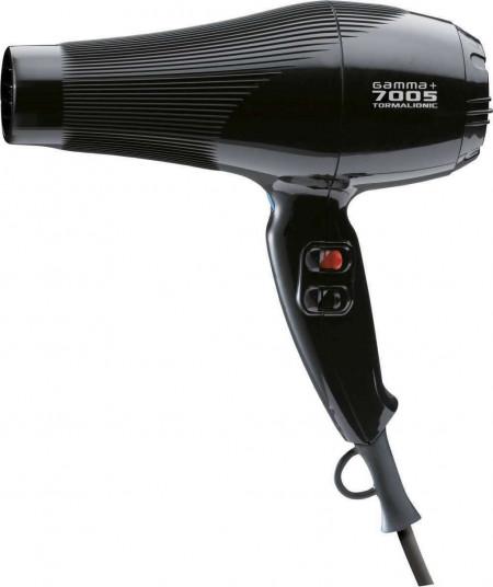 Gamma 7005 TURMALIONIC BLACK 2500W hairdyer