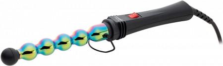 Gamma curling iron bubble rainbow antistatic 25