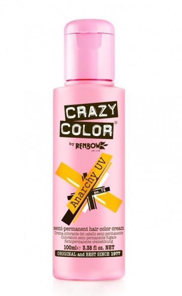 Crazy Color anarchy neon orange 100 ml