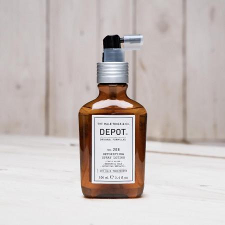 Depot detoxifying spray lotion 100 ml
