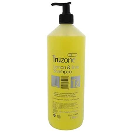 Truzone lemon & lime shampoo 1 litre