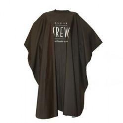 American Crew black cutting cape
