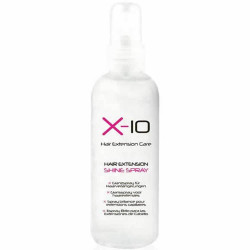 x10 hair extension shine spray 125 ml