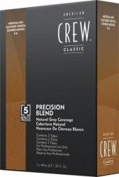 American CREW PRECISION BLEND MEDIUM ASH 40ml(x3)