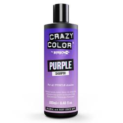 Crazy Color shampoo purple 250 ml