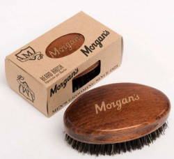 Morgan's beard brush