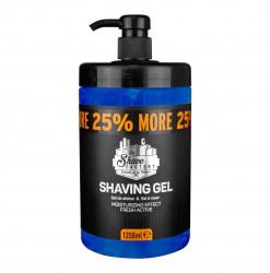TSF shaving gel 1250 ml - gel shaving