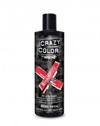 Crazy Color shampoo red 250 ml