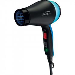Gamma Plasma hairdryer black/blue 2200W