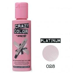 Crazy Color 028 platinum 100 ml