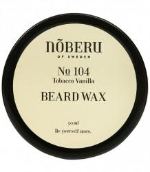Noberu beard wax tobacco vanilla 50 ml
