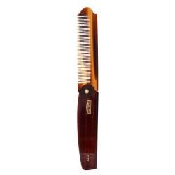 Uppercut comb ct7 tortoise shell flip comb ( sleeved )