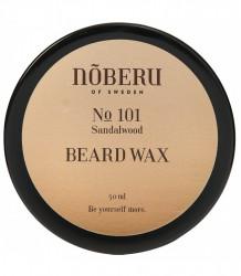 Noberu beard wax sandalwood 50 ml